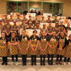 Concours de la meilleure baguette de tradition 2018